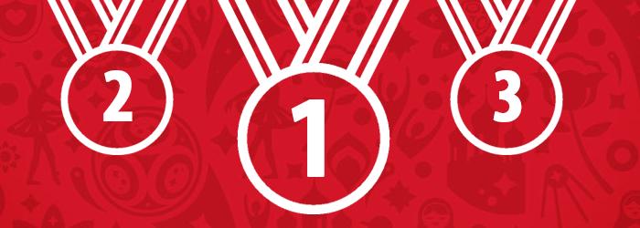 Cine sunt favoritele la castigarea Cupei Mondiale 2018 conform caselor de pariuri