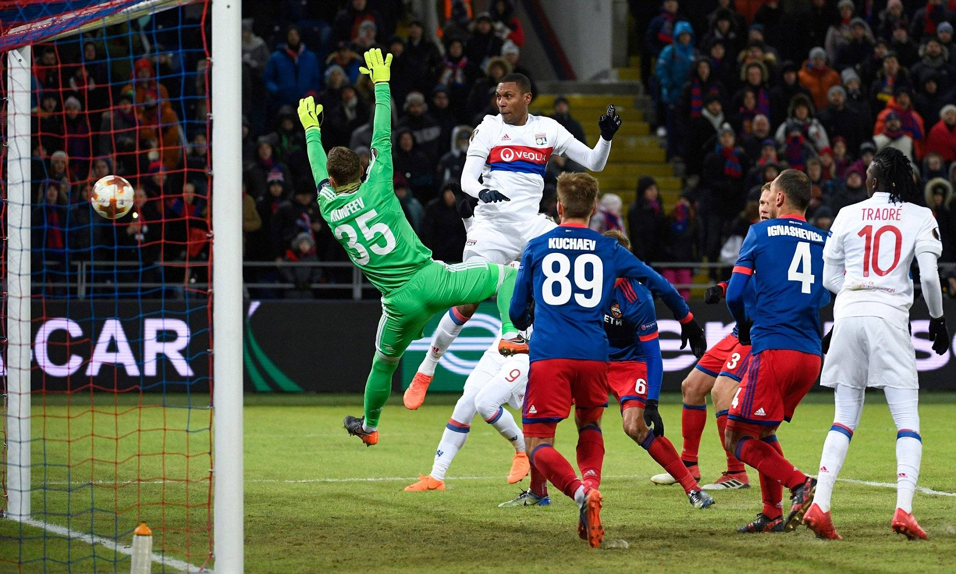 Ponturi Fotbal – Lyon – CSKA Moscova – Europa League