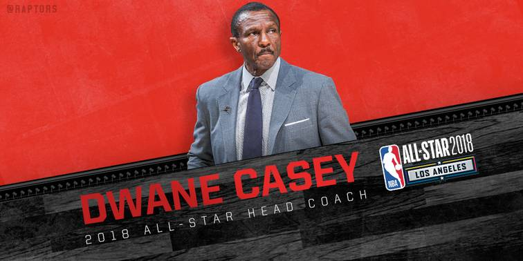 Pariuri speciale – Este Dwane Casey un value bet pentru Coach of the Year?