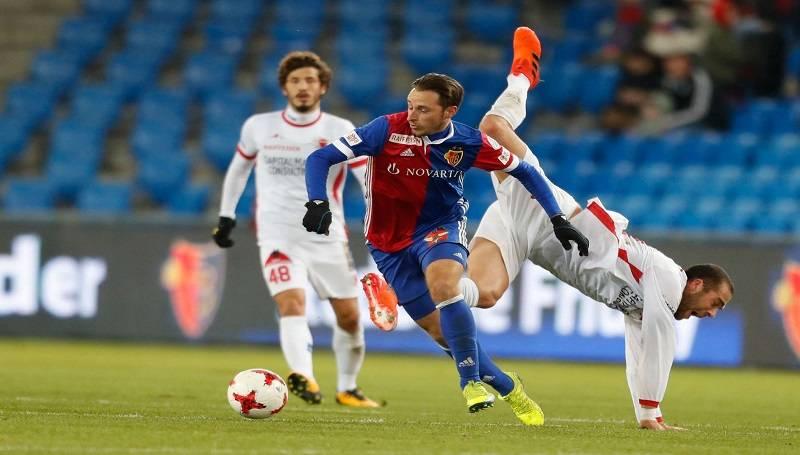 Pronostic Fotbal – Basel – Sion – Super League
