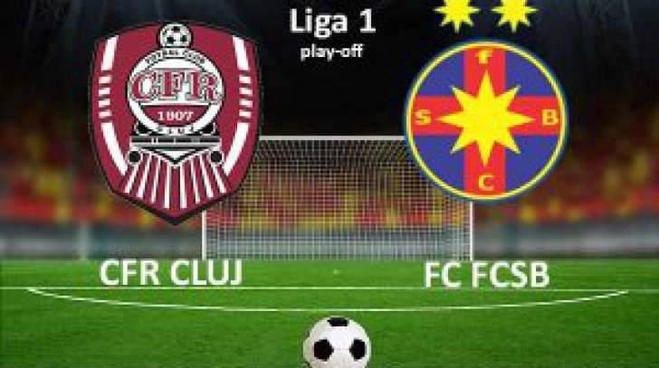 CFR Cluj – FCSB: cotele la pariuri