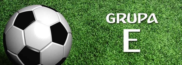 Cupa Mondiala 2018 – Program Grupa E