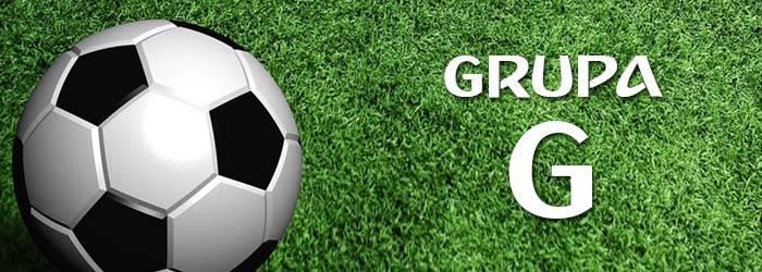 Cupa Mondiala 2018 – Program Grupa G