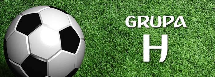 Cupa Mondiala 2018 – Program Grupa H