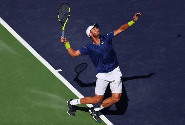 Ponturi Tenis Johnson – Estrella – Miami (SUA)