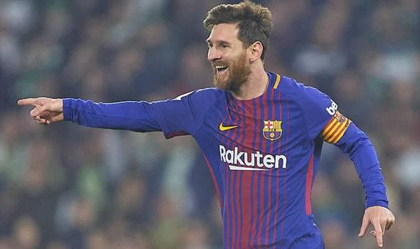 Al 3-lea copil pentru Messi