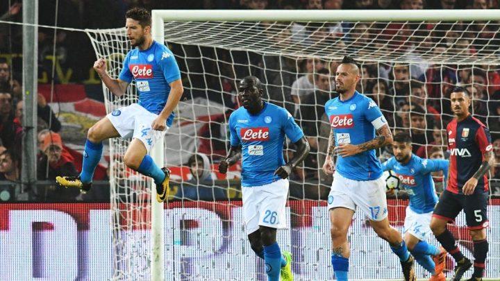 Ponturi fotbal Napoli – Genoa – Serie A