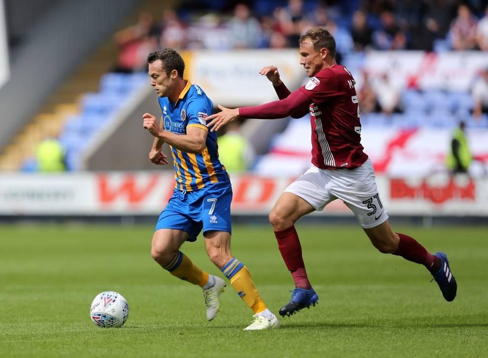 Ponturi fotbal Northampton – Shrewsbury – League One