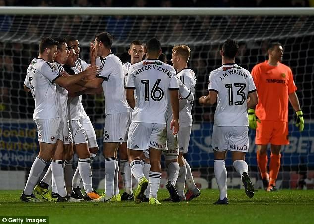 Ponturi fotbal Sheffield United – Burton – Championship