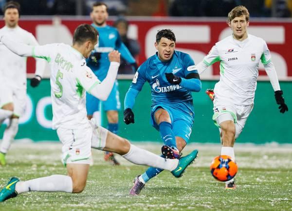 Ponturi fotbal Ufa – Zenit – Premier League