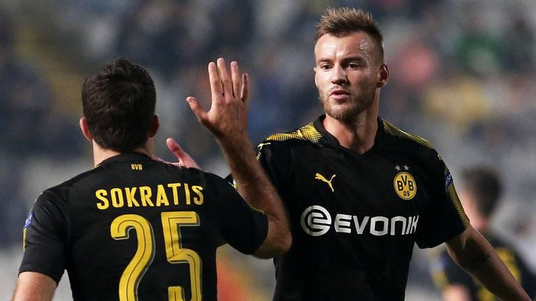 Ponturi fotbal – FC Salzburg – Borussia Dortmund – Europa League