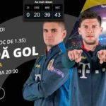 Cota 10.00 pentru un gol al Romaniei in amicalul din Israel