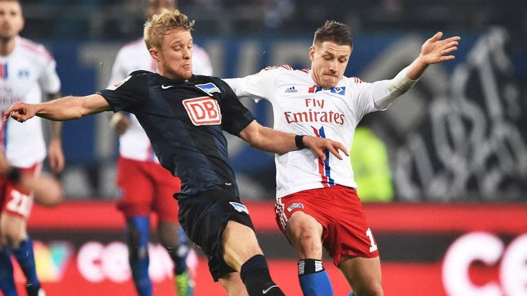 Ponturi Fotbal – Hamburg – Hertha Berlin – Bundesliga