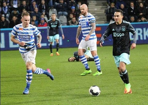Ponturi Pariuri De Graafschap – Jong Ajax – Eerste Divisie