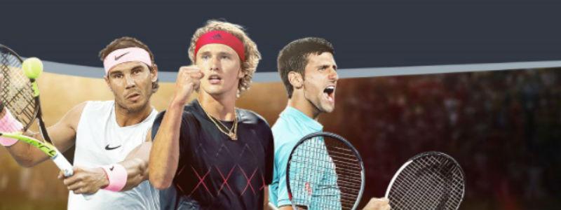 Castiga bonusuri de 150 RON pariind pe tenisul masculin