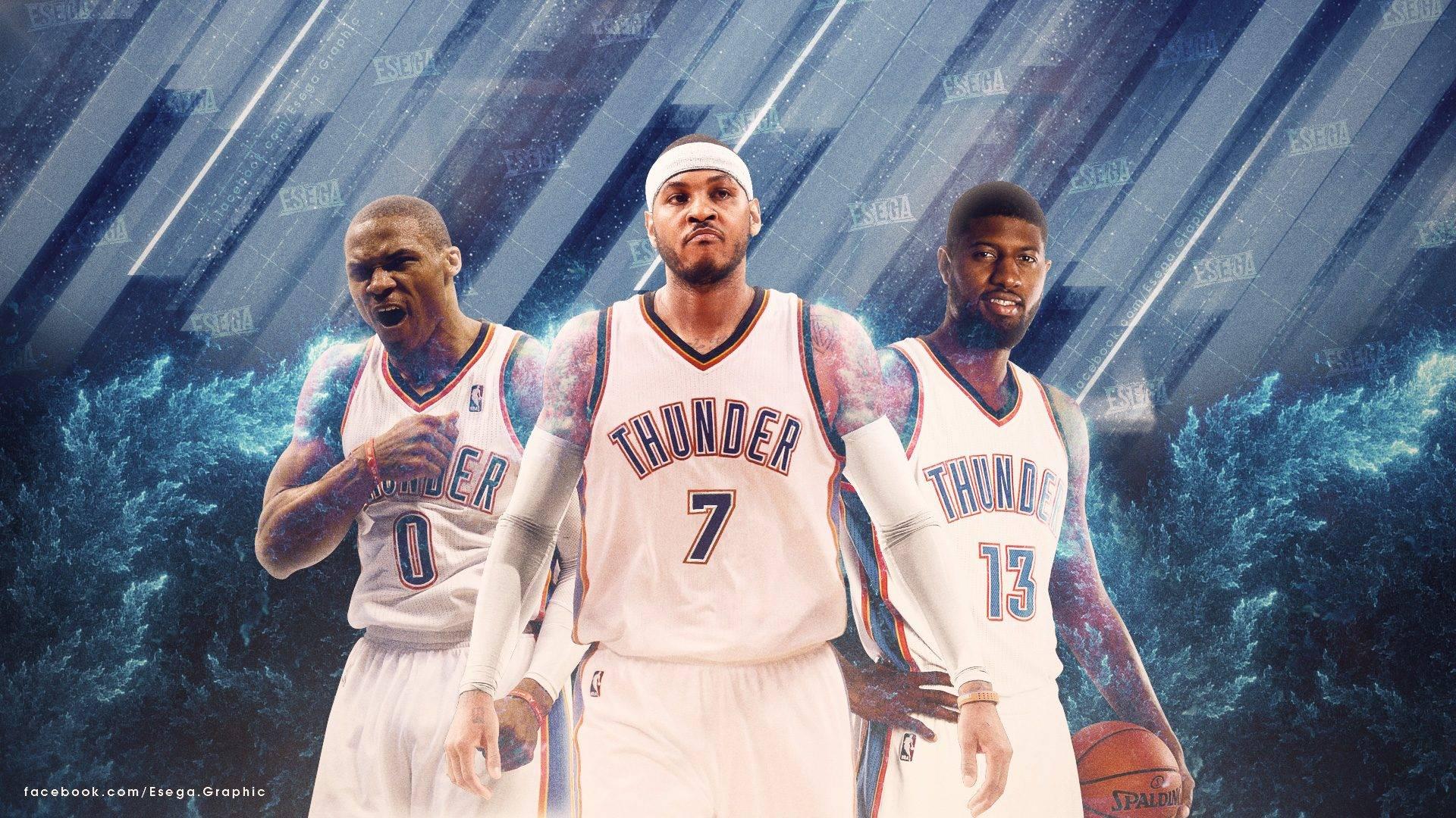 Ponturi NBA – Vlad mizeaza 350 RON pe victoria celor de la Oklahoma City Thunder