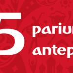 Top 5 pariuri antepost pentru Cupa Mondiala 2018