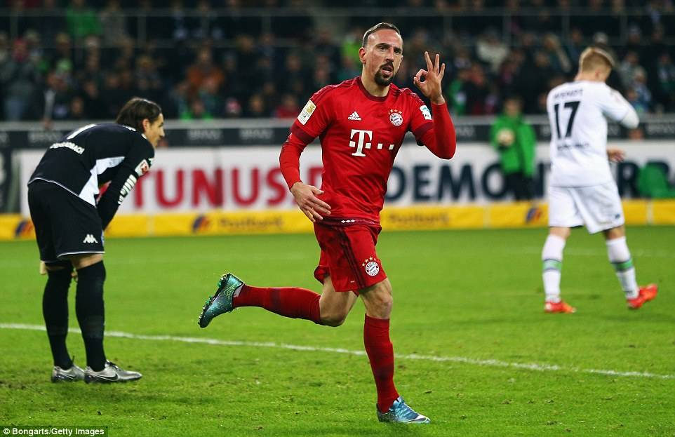 Ponturi fotbal Bayern – Monchengladbach – Bundesliga