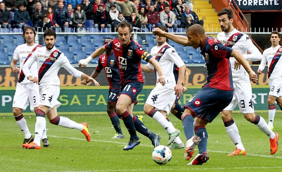 Ponturi fotbal Genoa – Cagliari – Serie A