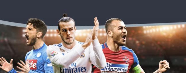 Obtine doua bonusuri cu ligile europene in aceasta saptamana