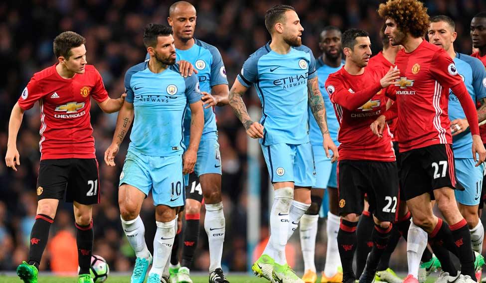Ponturi fotbal Manchester City – Manchester United – Premier League