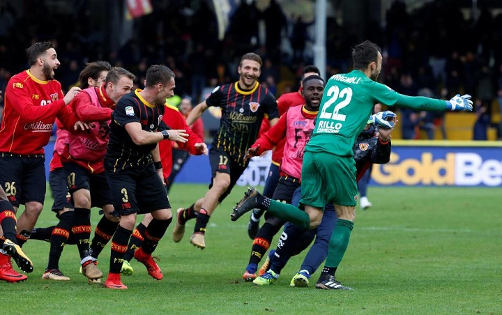Ponturi fotbal AC Milan – Benevento – Serie A