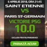 Liderul din Ligue 1 are cota 10 la victorie