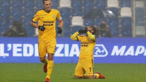 Ponturi fotbal Verona – Sassuolo – Serie A