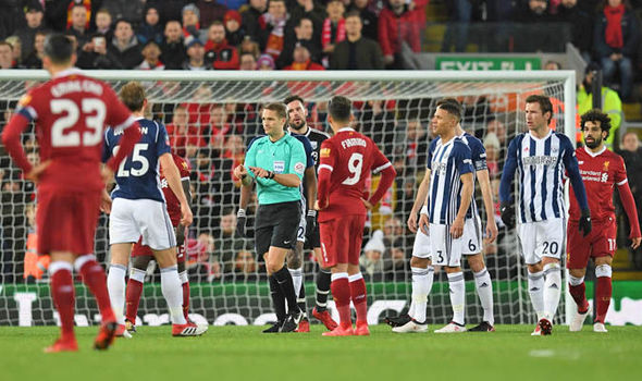 Ponturi fotbal West Brom – Liverpool – Premier League