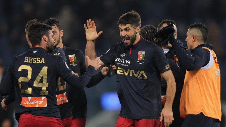 Genoa - Hellas Verona
