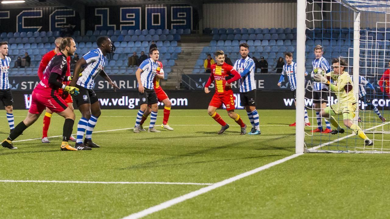 Ponturi Pariuri Go Ahead Eagles – Eindhoven – Eerste Divisie