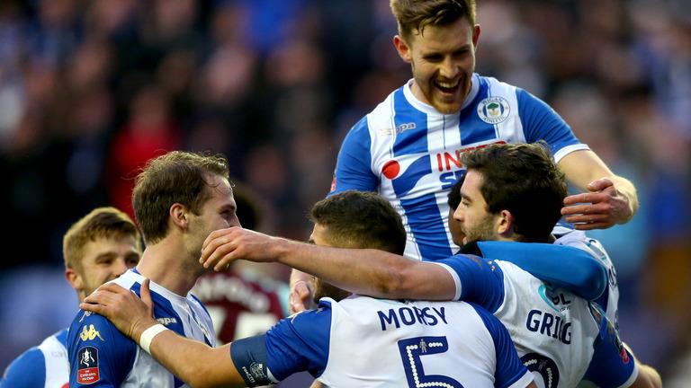 Ponturi pariuri – Wigan Athletic – Oxford United – League One
