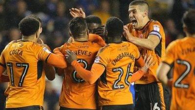 Wolves - Hull City