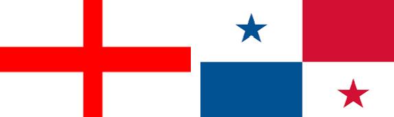 Anglia vs Panama