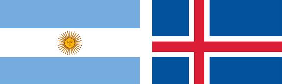 Argentina vs Islanda
