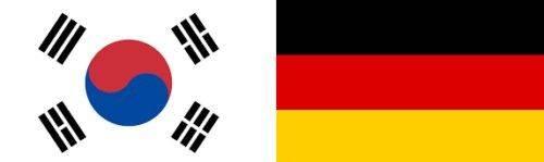 Coreea de Sud vs Germania