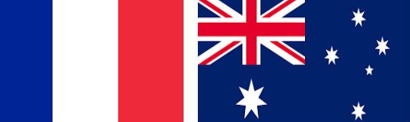 Franta vs Australia