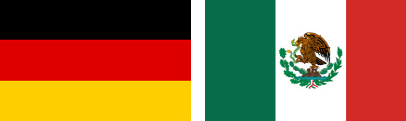 Germania vs Mexic