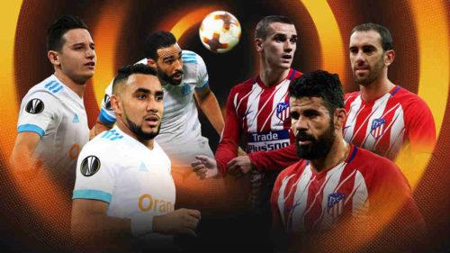 Marseille-Atletico