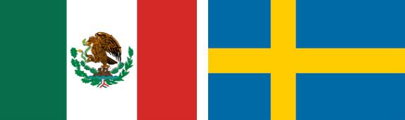 Mexic vs Suedia