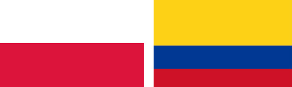 Polonia vs Columbia