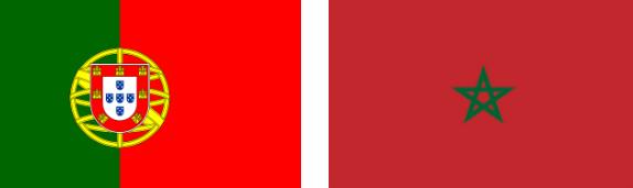 Portugalia vs Maroc