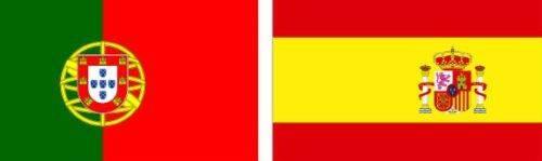 Portugalia vs Spania