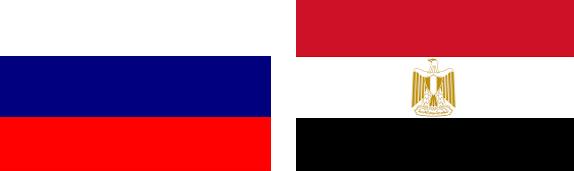 Rusia vs Egipt