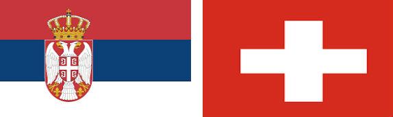 Serbia vs Elvetia