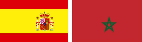 Spania vs Maroc
