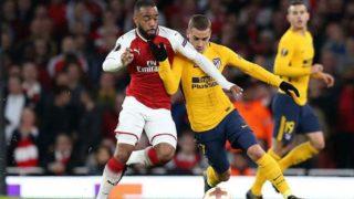 Atletico vs. Arsenal