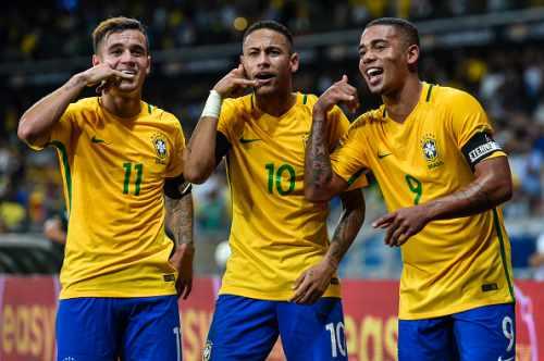 Brazil Cm 2018