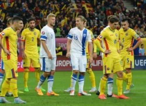 Romania vs Finlanda