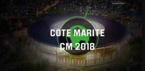 cote marite CM 2018